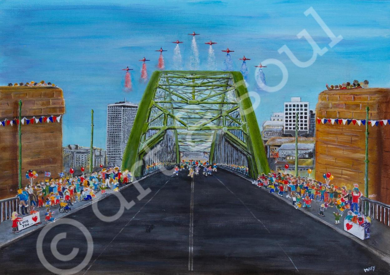 Tyne Bridge