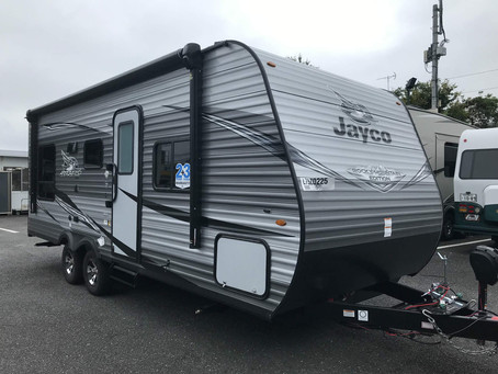2020 New Jayco  Jay Flight SLX 212QBW 入庫!