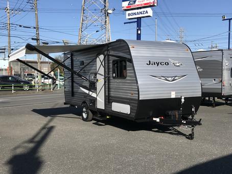 Jayco Jay Flight SLX 174BH 入庫しました。
