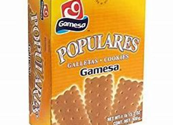Gamesa populares crackers