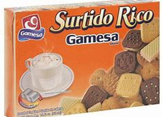 Gamesa assorted cookies