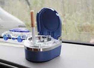 LED ashtray