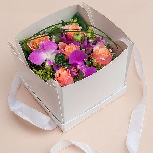 FLOWER BOX ABONNEMENT 3 MOIS