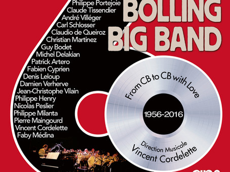 Les 60 ans du Big Band de Claude Bolling