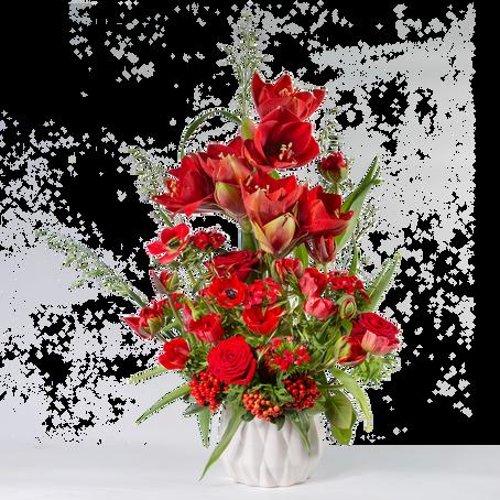 Collection de Noël : les bouquets de la Muse