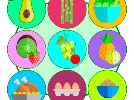 Bien manger en 9 images