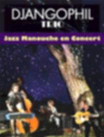 Dimanche 19 mai - 12h00 - Djangophil Trio