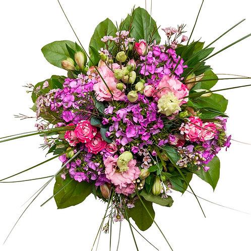 commander un bouquet de fleurs chez un artisan fleuriste