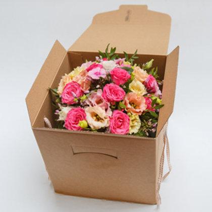 commandez votre box de fleurs