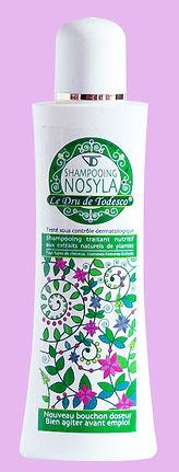 Shampooing Nosyla-100 % naturel-Le Dru de Todesco.