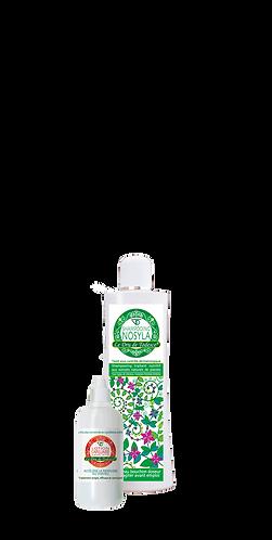 Lotion capillaire 60 ml (soin n°2) + shampooing Nosyla 200ml
