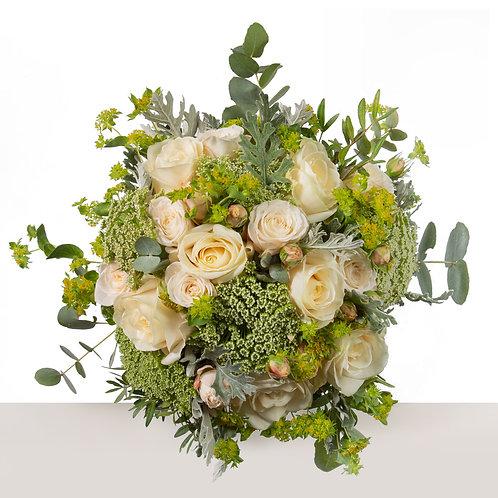 commander un bouquet original et champêtre composés de fleurs de saisons.
