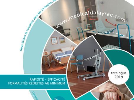 Couverture catalogue Medical Dalayrac