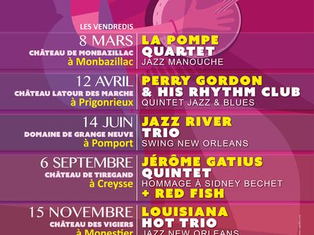 Jazz en  🍷  Chais