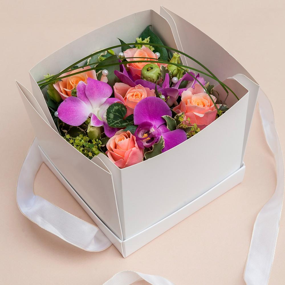 Une belle invention de la Muse : la Flower Box, en achat à l'unité ou en abonnement
