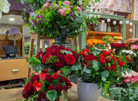Artisan fleuriste à Paris :                 les.bouquets-de-la-muse.fr