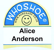 Whoshoe Labels