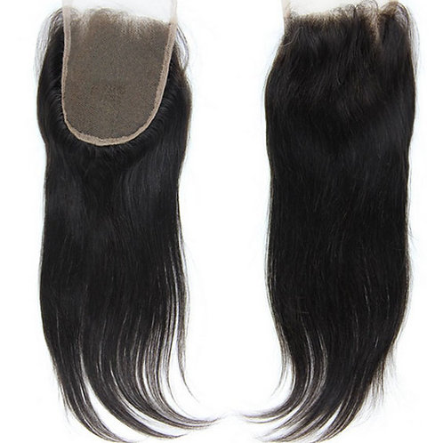 Brazilian Straight Closure