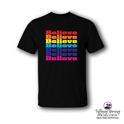 Believe Multi Tee