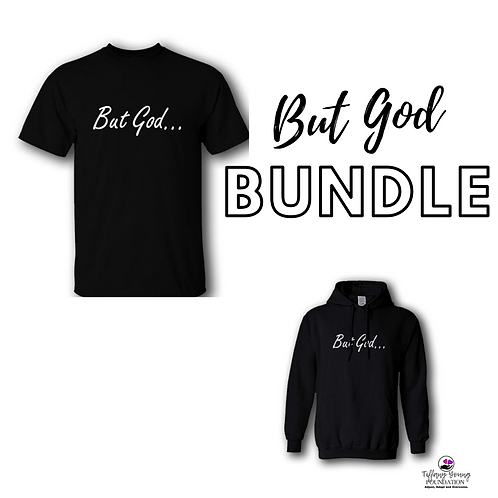 Youth But God T-Shirt Hoodie Bundle