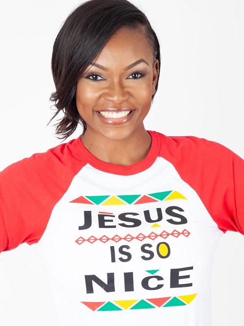 #JesusIsSoNice T-Shirt