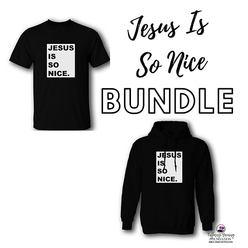 Youth Jesus Is So Nice Bundle (Block)