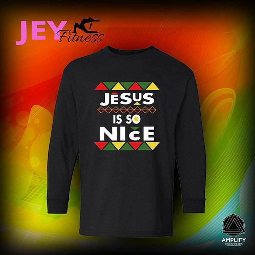 Youth #JesusIsSoNice T-Shirt