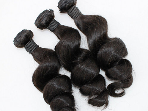 Brazilian Loose Curly Bundles