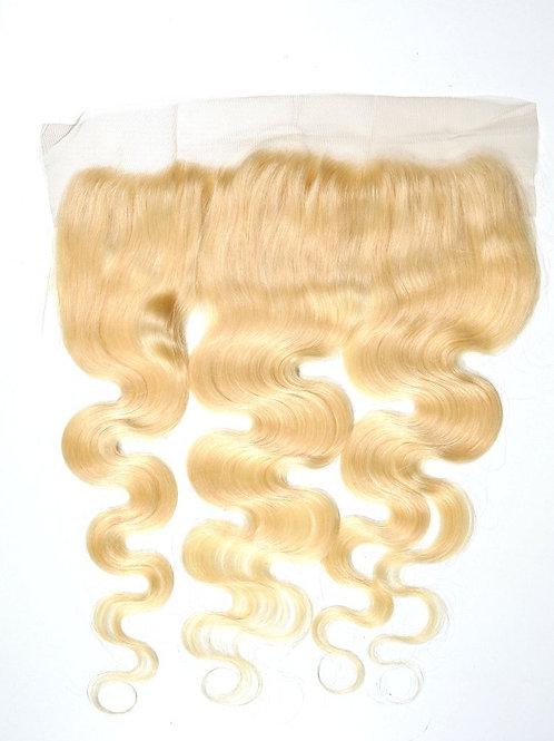 Blonde Bodywave Frontal