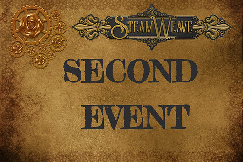 Steamweave Event two
