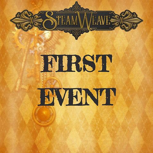 Steamweave Event one