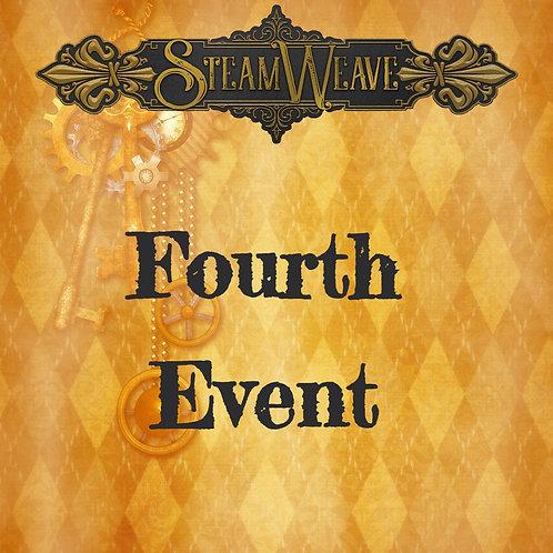 Steamweave event four