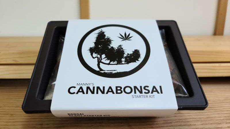 Bonsai Starter Kit + E-Book