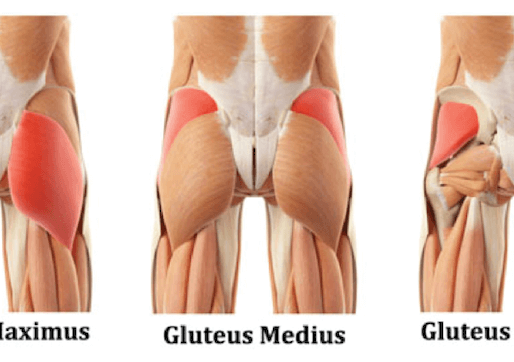 Activate your glutes to reduce hip, knee and back pain.