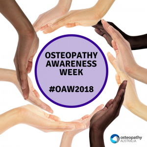 Osteopathy Awareness Week 2018