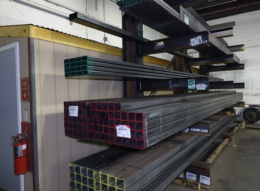 Steel Is Our Product, Service Is Our Business' At Sparta Steel