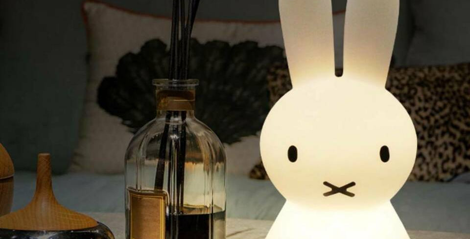 Miffy Hasenlampe small