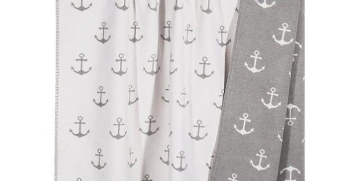 Kuschelige hochwertige Decke - Sailer