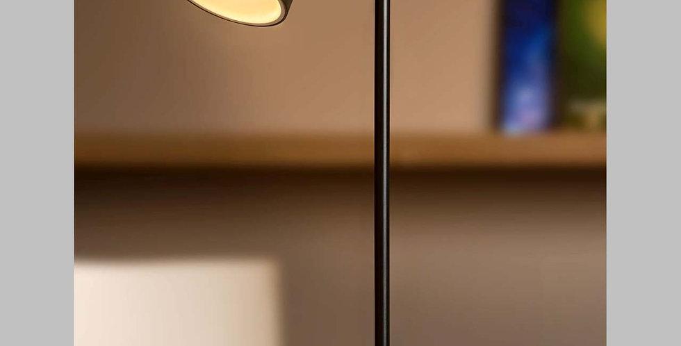 LED Tischleuchte in matt schwarz oder weiss