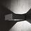 Thumbnail: Formschöne Aussenwandleuchte aus Aluminium Druckguss
