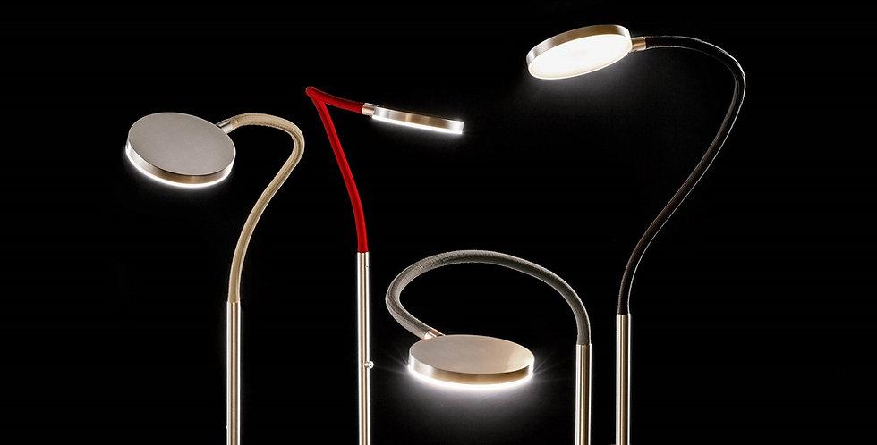 Hochwertige LED Standleseleuchte in vielen Varianten