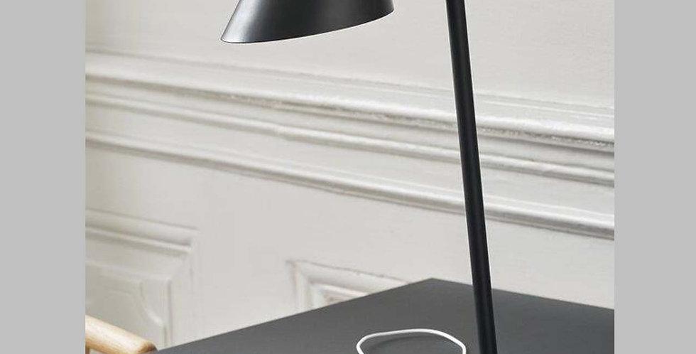 Schreibtischleuchte mit USB in schwarz oder grau