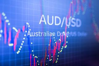 Data analyzing in foreign finance market
