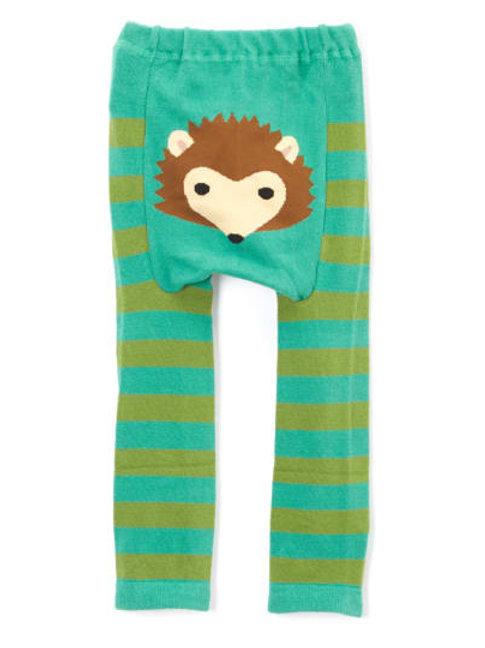 Doodle Pants Woodland Hedgehog Leggings (Cotton)