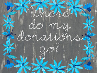 Where do my donations go?