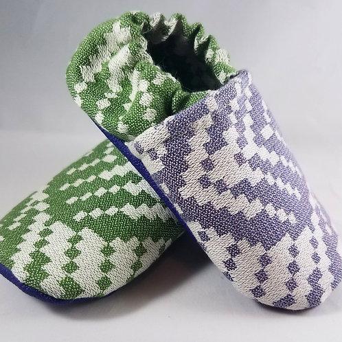 18-24 mo. Toddler Shoes - Tekhni Ceres Eco+Velveteen (#5402)