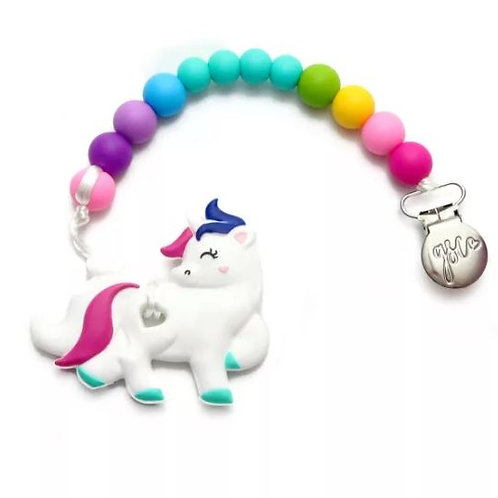 Silicone Teethers - Clip Style