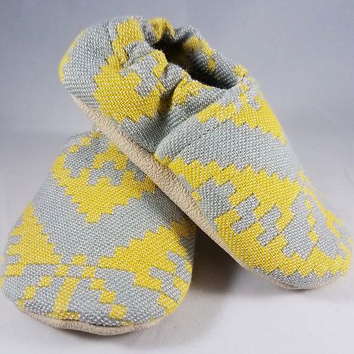 12-18 mo. Toddler Shoes - Tekhni Titan Messing (#4392)