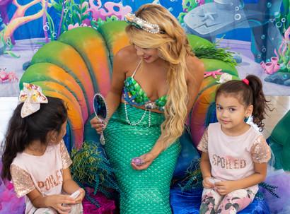 mall mermaid