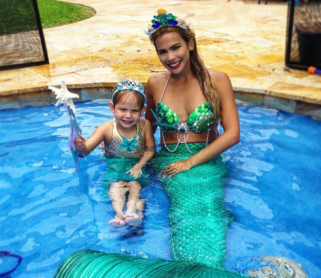 mermaid elle party